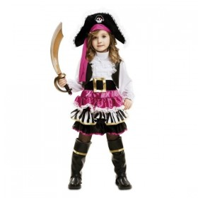 Disfraz de pequeña pirata...