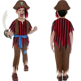 PIRATE BOY COSTUME TL