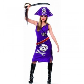 Disfraz Malva de Pirata...