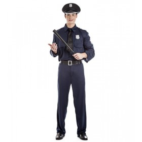 DISFRAZ DE POLICIA M-L