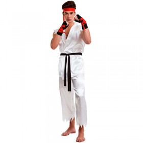 Disfraz de Ryu de Street...